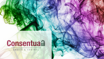 Consentua in coloured smoke